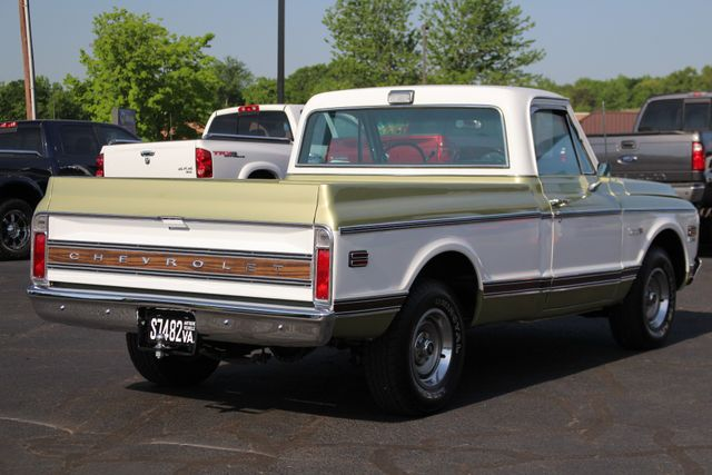 1972 Chevrolet Cheyenne 10 RWD - 350 V8 - AUTO - AIR CONDITIONING! Mooresville , NC 24