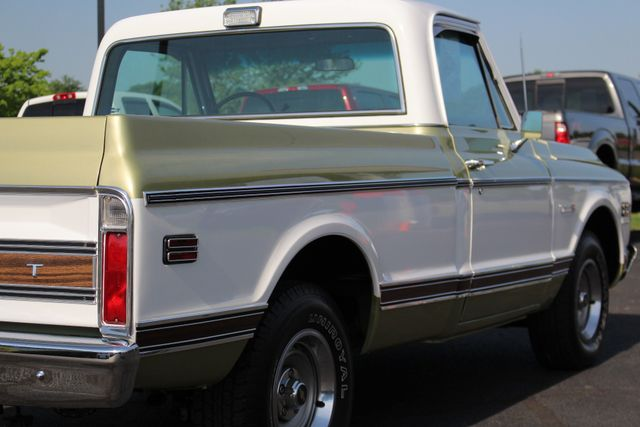 1972 Chevrolet Cheyenne 10 RWD - 350 V8 - AUTO - AIR CONDITIONING! Mooresville , NC 26