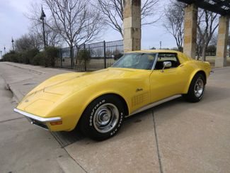 1972 Chevrolet CORVETTE in Addison, TX 75001