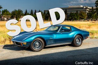 1972 Chevrolet Corvette  | Concord, CA | Carbuffs in Concord