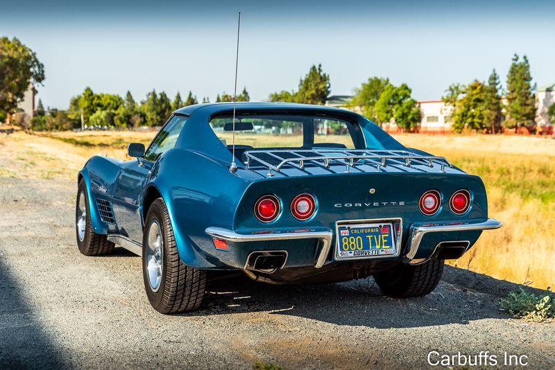 1972 Chevrolet Corvette    Concord, CA   Carbuffs in Concord, CA