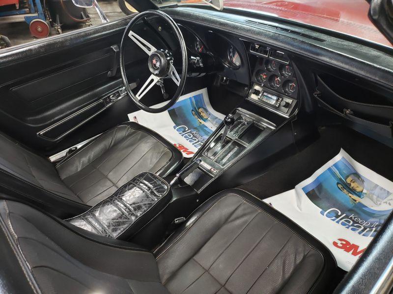 1972 Chevrolet Corvette Convertible Matching LS5 454 Factory AC Hardtop Local History  city Washington  Complete Automotive  in Seattle, Washington