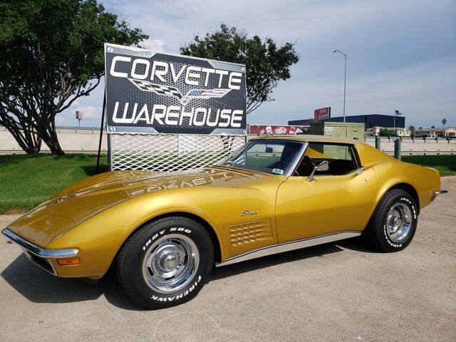 1972 Chevrolet Corvette Coupe Cold A/C, 's Matching, NCRS Correct, 15k in Dallas, Texas 75220
