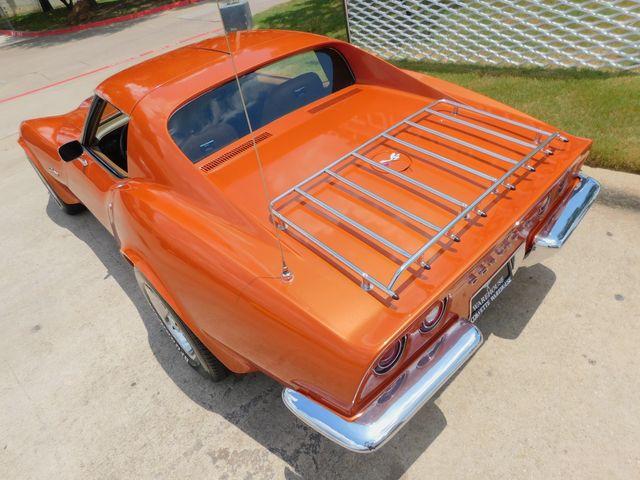 1972 Chevrolet Corvette Coupe LS5-454, 4-Spd, 's Matching, Cold A/C, 74k in Dallas, Texas 75220