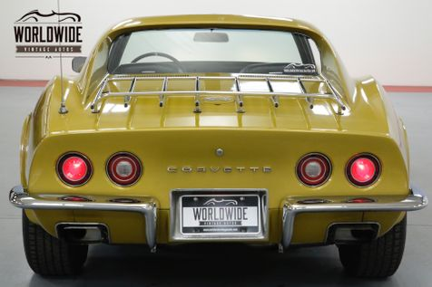 1972 Chevrolet CORVETTE STINGRAY. 410HP REBUILT MOTOR. PS. PB. 1500  | Denver, CO | Worldwide Vintage Autos in Denver, CO