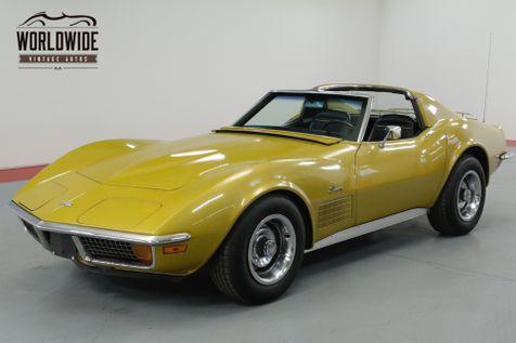 1972 Chevrolet CORVETTE STINGRAY. 410HP REBUILT MOTOR. PS. PB. 1500  | Denver, CO | Worldwide Vintage Autos in Denver, CO