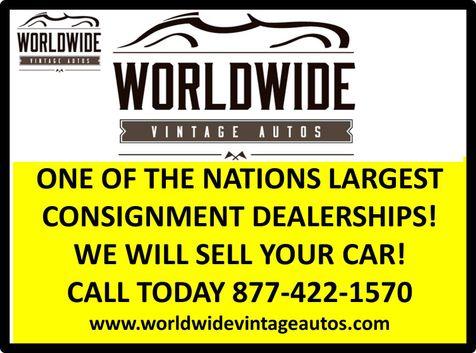 1972 Chevrolet CORVETTE STINGRAY - T-TOPS    Denver, CO   Worldwide Vintage Autos in Denver, CO