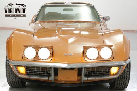 1972 Chevrolet CORVETTE REBUILT 350 PS PB TILT WHEEL DELUXE INTERIOR   Denver, CO   Worldwide Vintage Autos in Denver, CO