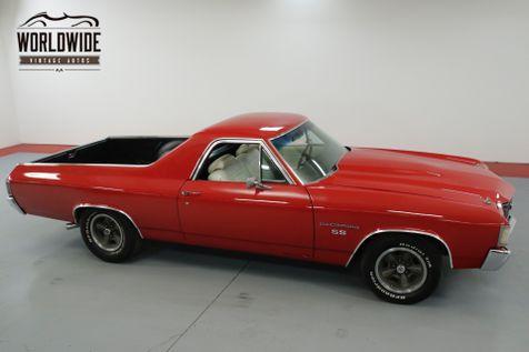 1972 Chevrolet EL CAMINO SS  RESTORED. TRUE SS. RARE 4 SPEED! AC!    Denver, CO   Worldwide Vintage Autos in Denver, CO
