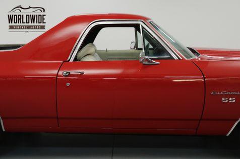 1972 Chevrolet EL CAMINO SS  RESTORED. TRUE SS. RARE 4 SPEED! AC!  | Denver, CO | Worldwide Vintage Autos in Denver, CO