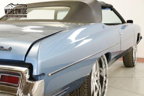 1972 Chevrolet IMPALA CONVERTIBLE DONK 26 INCH WHEELS 383  | Denver, CO | Worldwide Vintage Autos in Denver, CO