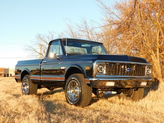 1972 Chevrolet K-10 Cheyenne Super in Mustang, OK 73064