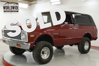 1972 Chevrolet BLAZER K5 UPGRADED V8 REMOVABLE TOP PS PB | Denver, CO | Worldwide Vintage Autos in Denver CO
