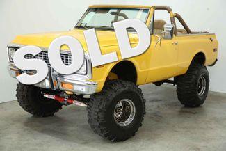 1972 Chevrolet K5 Blazer  Custom Houston, Texas