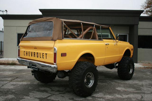 1972 Chevrolet K5 Blazer  Custom Houston, Texas 11