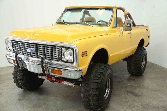 1972 Chevrolet K5 Blazer  Custom Houston, Texas 3