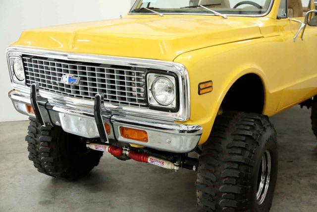 1972 Chevrolet K5 Blazer  Custom Houston, Texas 6