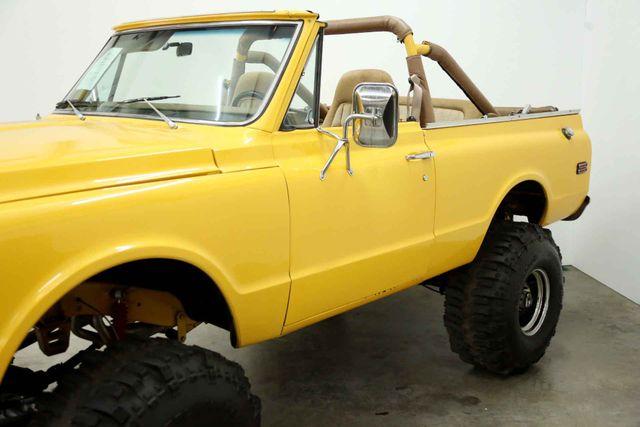 1972 Chevrolet K5 Blazer  Custom Houston, Texas 5