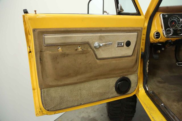 1972 Chevrolet K5 Blazer  Custom Houston, Texas 23