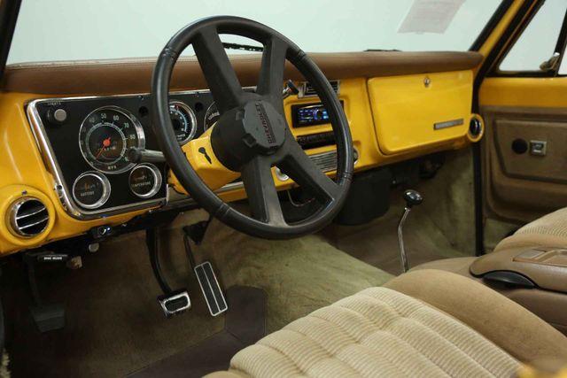 1972 Chevrolet K5 Blazer  Custom Houston, Texas 24