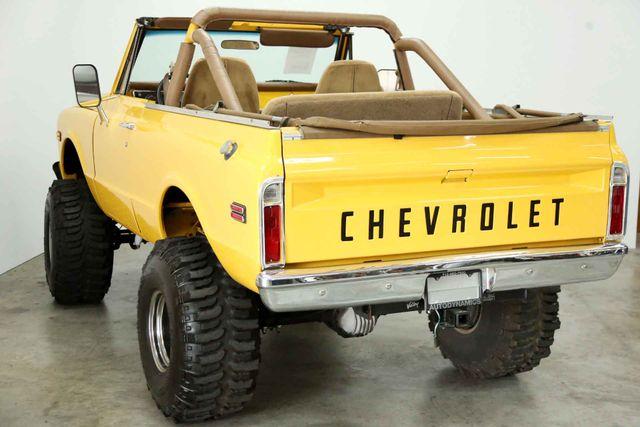 1972 Chevrolet K5 Blazer  Custom Houston, Texas 7