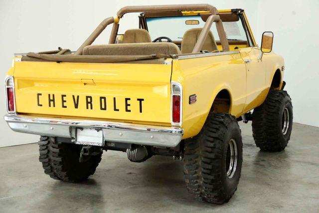 1972 Chevrolet K5 Blazer  Custom Houston, Texas 9