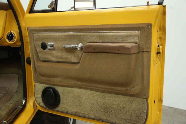 1972 Chevrolet K5 Blazer  Custom Houston, Texas 27
