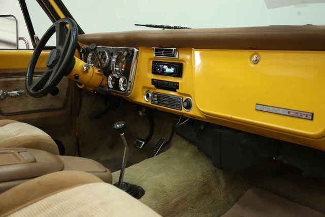 1972 Chevrolet K5 Blazer  Custom Houston, Texas 28