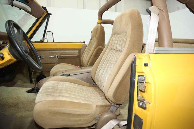 1972 Chevrolet K5 Blazer  Custom Houston, Texas 25