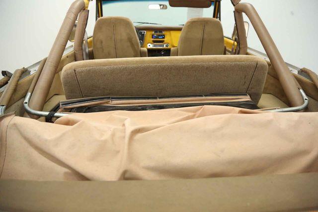 1972 Chevrolet K5 Blazer  Custom Houston, Texas 31