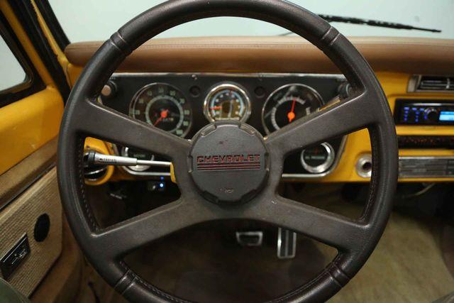 1972 Chevrolet K5 Blazer  Custom Houston, Texas 32