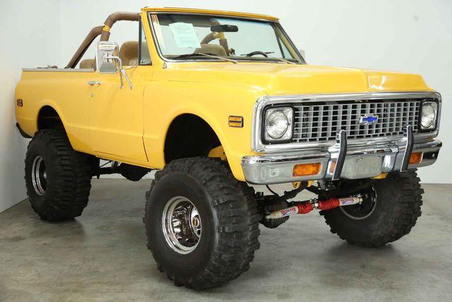 1972 Chevrolet K5 Blazer  Custom Houston, Texas 1