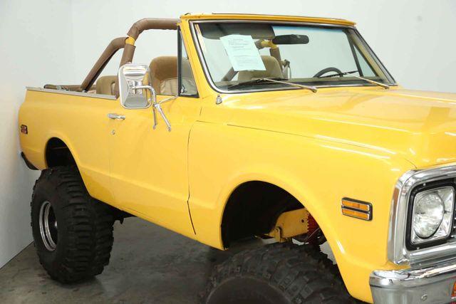 1972 Chevrolet K5 Blazer  Custom Houston, Texas 4