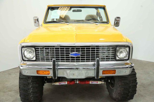 1972 Chevrolet K5 Blazer  Custom Houston, Texas 2