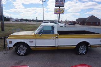 1972 Chevrolet long bed Cheyenne Super Blanchard, Oklahoma