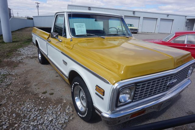1972 Chevrolet long bed Cheyenne Super Blanchard, Oklahoma 1
