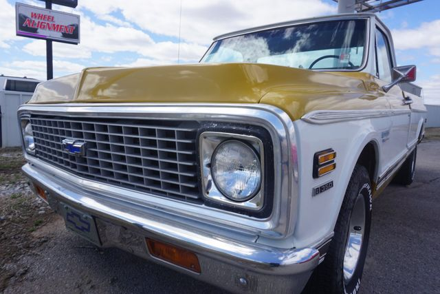 1972 Chevrolet long bed Cheyenne Super Blanchard, Oklahoma 4