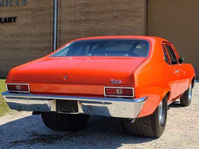 1972 Chevrolet Nova Pro Street in Hope Mills, NC 28348