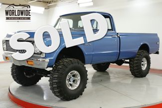 1972 Chevrolet PICK UP  4X4. LIFTED. NEW PAINT. V8. MANY NEW PARTS | Denver, CO | Worldwide Vintage Autos in Denver CO