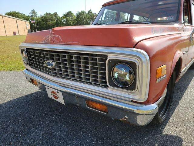 1972 Chevrolet Suburban Harley Davidson in Hope Mills, NC 28348