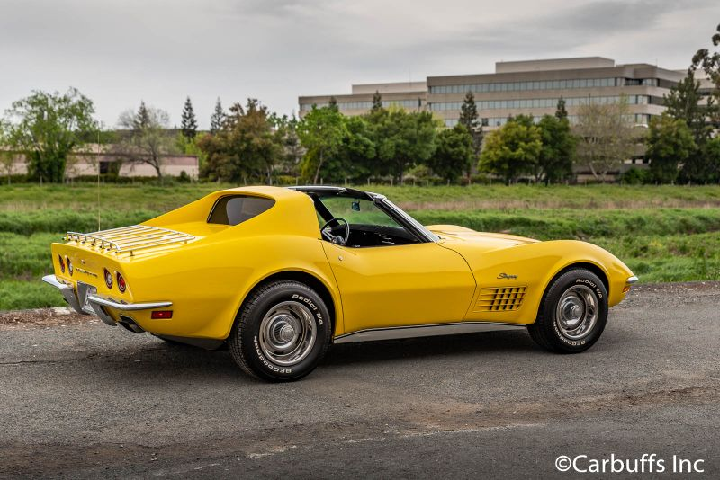 1972 Chevy Corvette Coupe | Concord, CA | Carbuffs in Concord, CA
