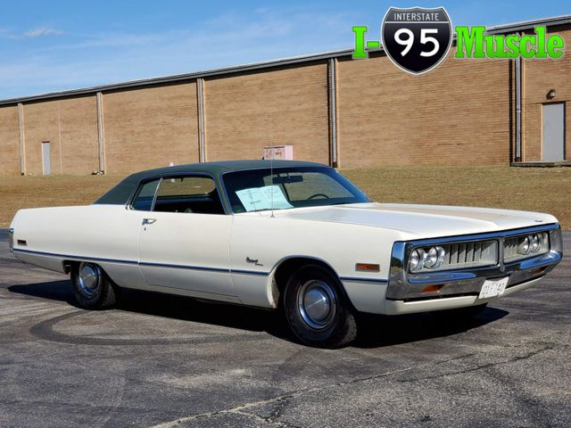 1972 Chrysler Newport Royal Custom