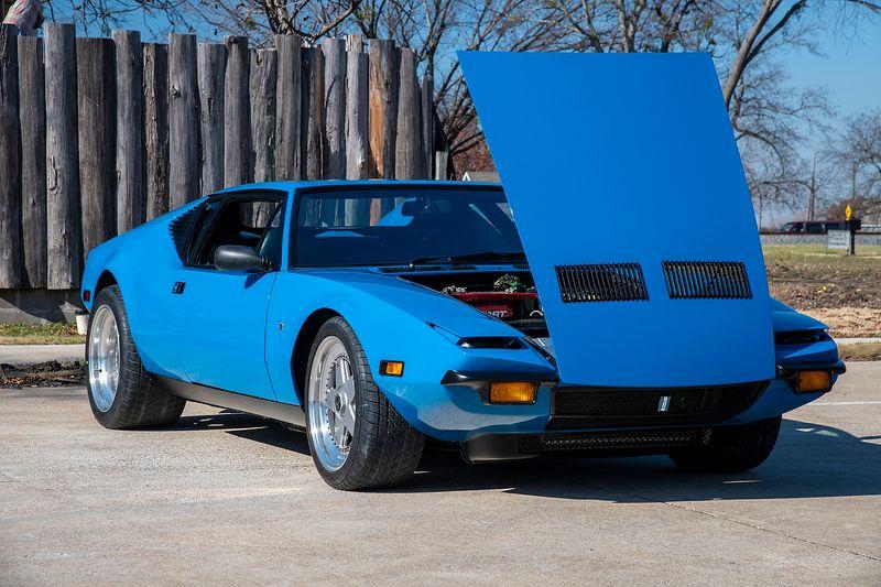1972 Ford Detomaso PANTERA   city TX  Dallas Motorsports  in Wylie, TX