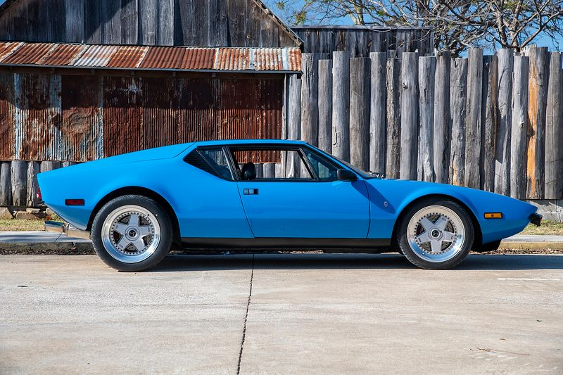 1972 Ford Detomaso PANTERA   city TX  Dallas Motorsports  in Wylie, TX