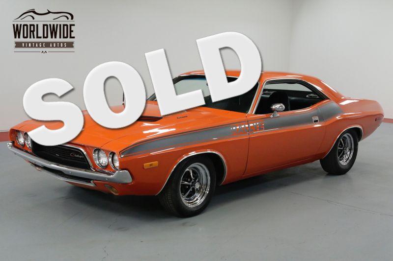 1972 Dodge CHALLENGER SUPER CLEAN  | Denver, CO | Worldwide Vintage Autos