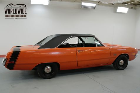 1972 Dodge DART SWINGER RESTORED. 360 MAGNUM  BUILD SHEET. 4 BRL. MUST SEE | Denver, CO | Worldwide Vintage Autos in Denver, CO