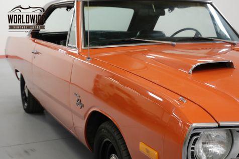 1972 Dodge DART SWINGER RESTORED. 360 MAGNUM  BUILD SHEET. 4 BRL. MUST SEE | Denver, CO | Worldwide Vintage Autos in Denver, CO