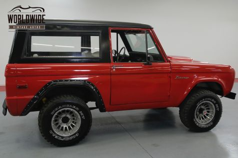 1972 Ford BRONCO RESTORED. 5.0 V8 EFI. 4X4. UPGRADES! | Denver, CO | Worldwide Vintage Autos in Denver, CO