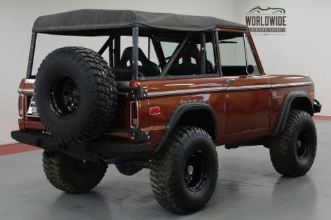 1972 Ford BRONCO HIGH $ BUILD. FRAME OFF RESTORED. AC. PS. PB  | Denver, CO | Worldwide Vintage Autos in Denver, CO