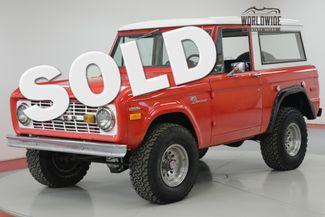 1972 Ford BRONCO in Denver CO